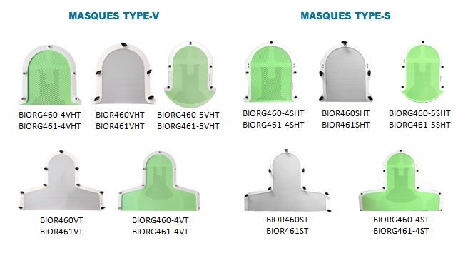masques ORL, klarity, partenaire SEEmed