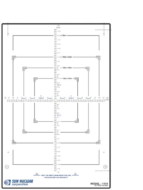 specifications matrice profiler, Sun Nuclear, partenaire SEEmed