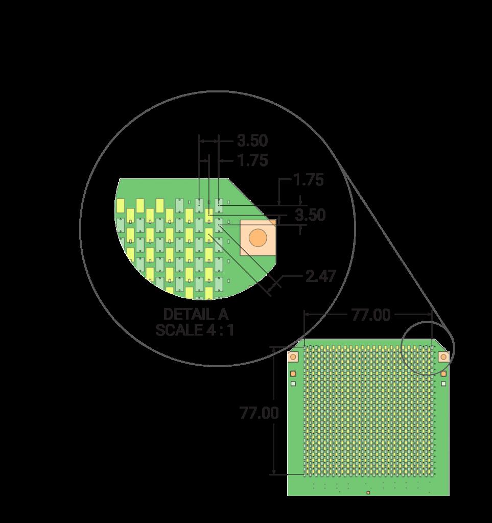matrice srs spécifications, Sun Nuclear, partenaire SEEmed