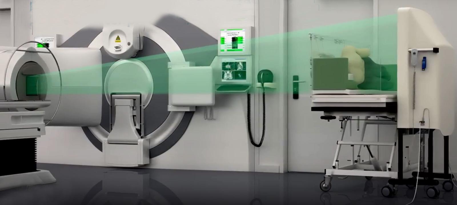 Séance TBI avec Cablon Medical qui remplace Theraview