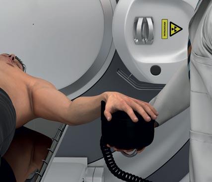 système cnergy go de cablon medical d'identitovigilange basé sur la forme de la paume de la main